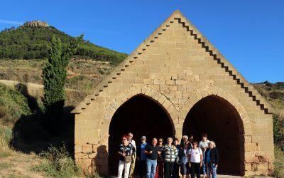 2019 Camino Santiago-Villamayor a Los Arcos